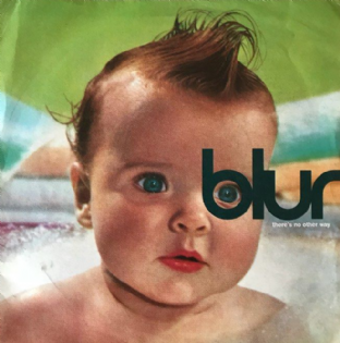 "Blur ‎- There's No Other Way (7"") (VG-/VG-)"